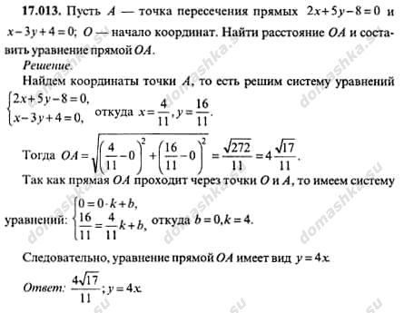 I Решебник Сканави Группа В
