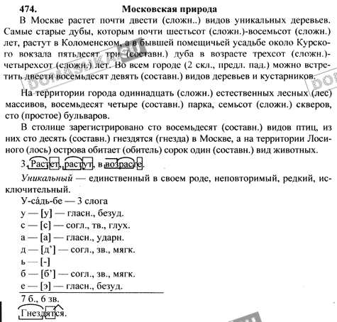 Гдз По Русскому 6 Класс Практика Чеснокова