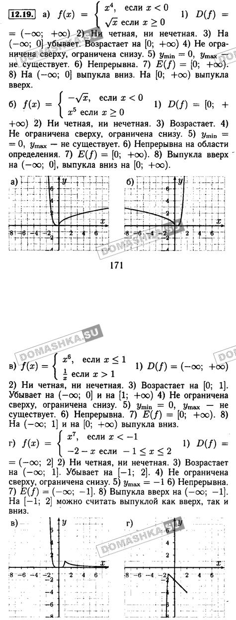 Гдз по алгебре за класс мордокович, мишустина, тульчинская