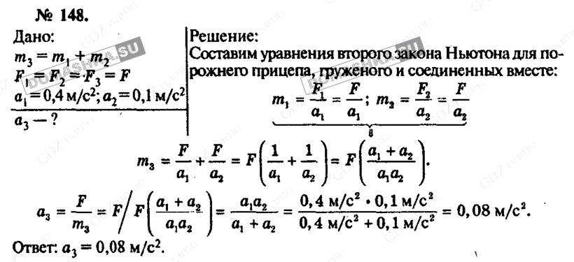 Физике задачи из задачника рымкевич по