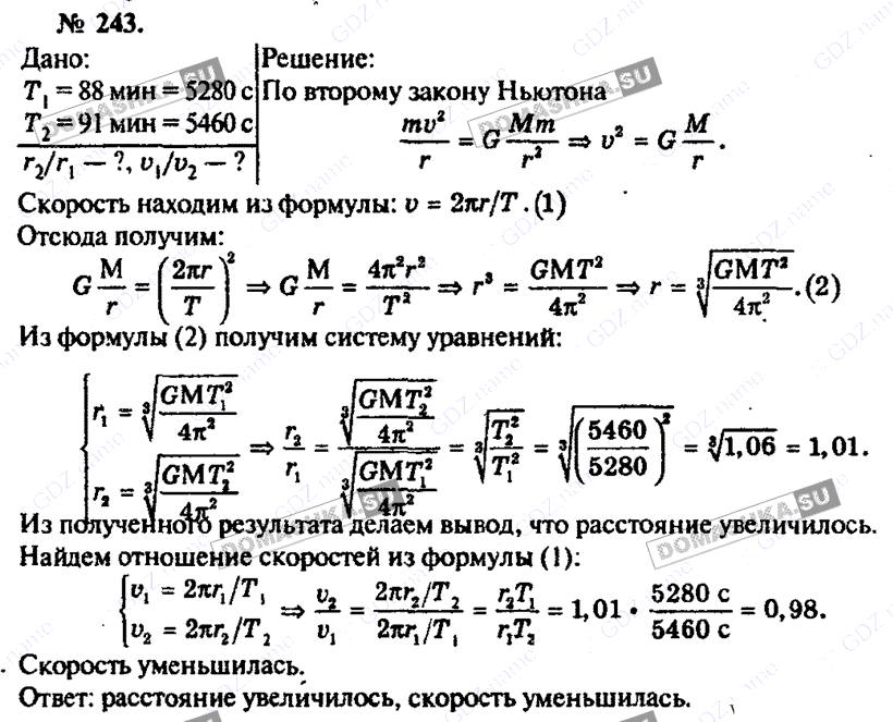 10-11 гладышева тесты по физике гдз