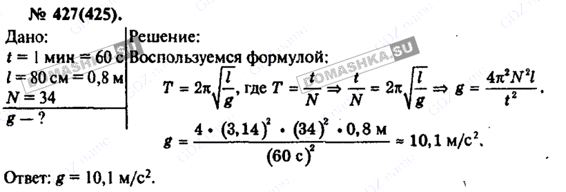 Гдз По Физике За 10 Класс Онлайн Рымкевич