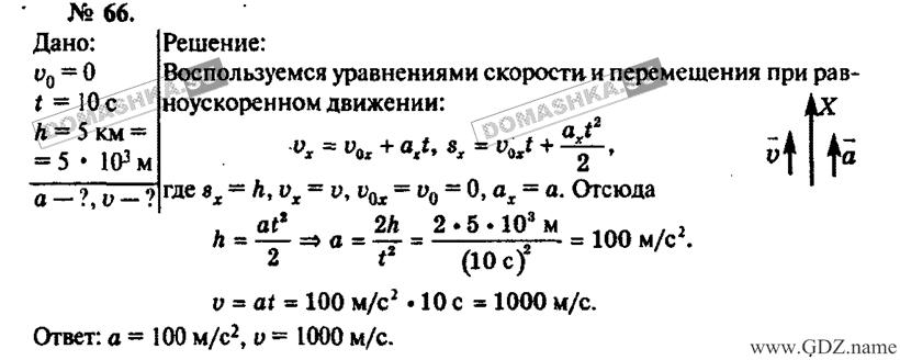 Решебник К Сборнику Задач А П Рымкевич 10