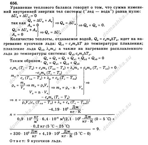Гдз по физике рымкевич 1981