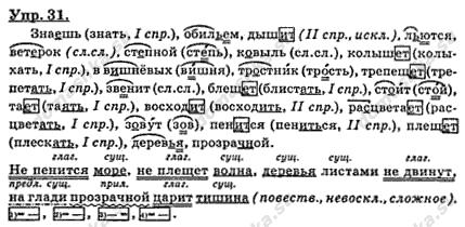 гдз русский язык 7 класс баранов 1993
