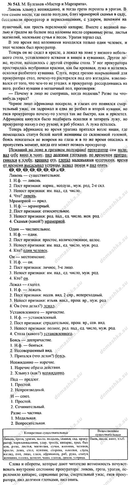 Текст гдз класс стили речи по 10-11 русский грамматика