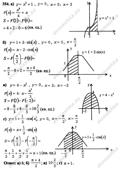 Гдз по алгебре абрамов 10-11 класс