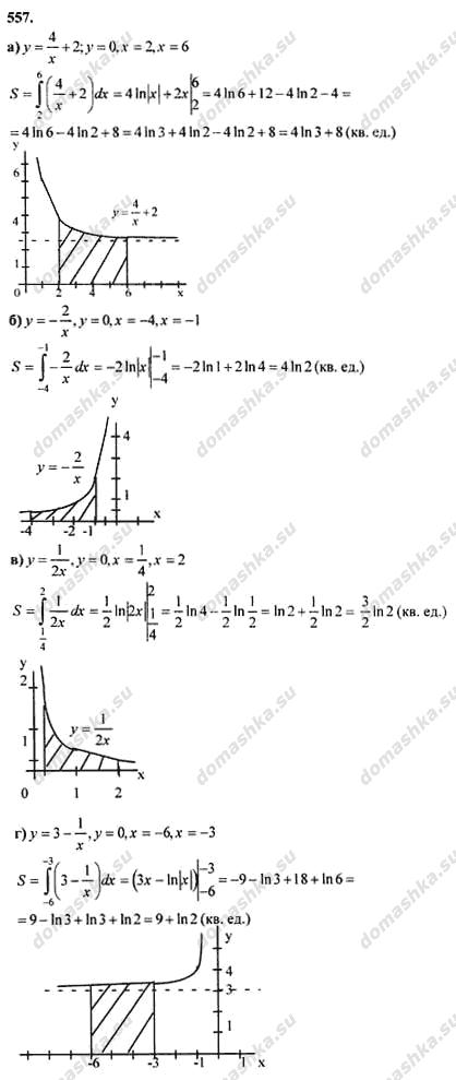 Гдз по математике 10 класс под редакцией колмогорова