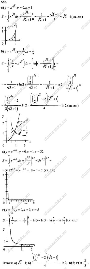 Гдз по алгебре 10-11 класс колмогоров 2018 года