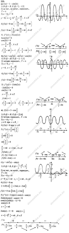 гдз по алгебре 10-11 классы колмогорова и начала анализа 10-11