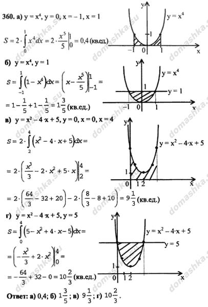 Колмогоров а. Н. (ред. ). Алгебра и начала анализа. 9-10 класс [djvu.