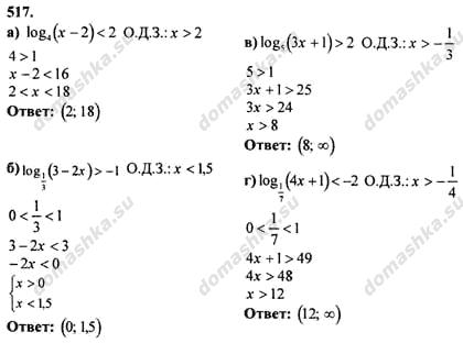 Решебник учебника по геометрии 10 11 класс автор колмогоров абрамов — pic 3
